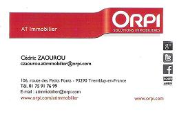ORPI Tremblay en France