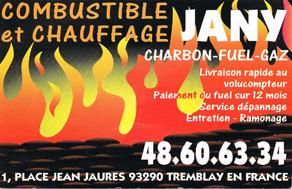 Jany - Charbon Fuel Gaz