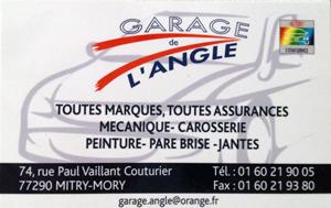 Garage de l'Angle